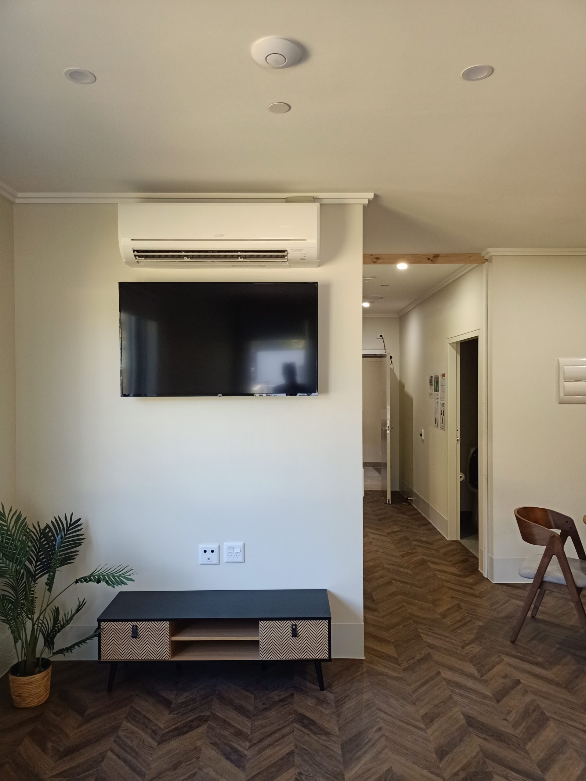 SIL ACC - Doncaster - Living Room Entertainment